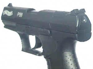 Gaswaffe Walther P99