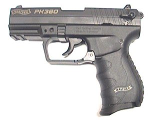 Walther PK 380